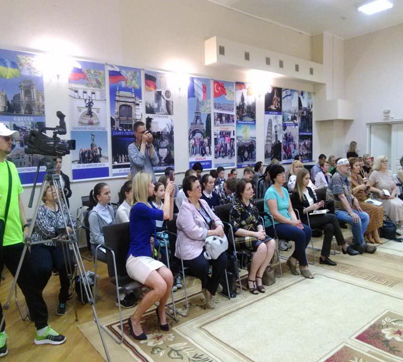 В Таганроге открылся Чеховский книжный фестиваль