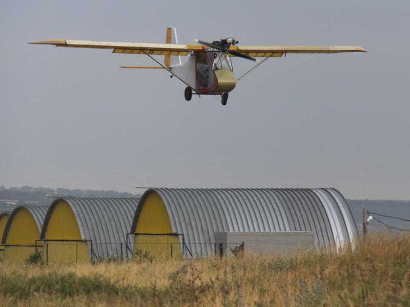 Под Таганрогом пройдет слет любителей малой авиации
