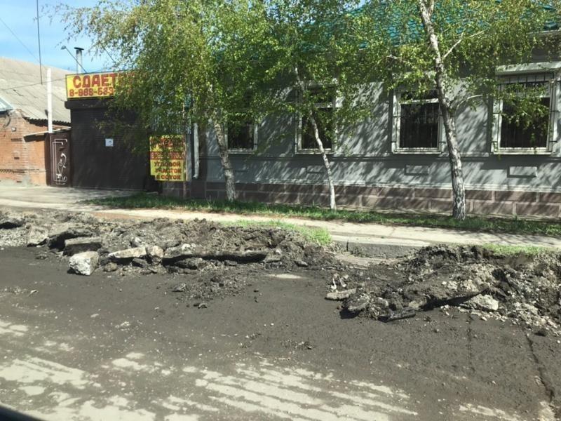 Заасфальтированные люки в Таганроге найдут через GPS