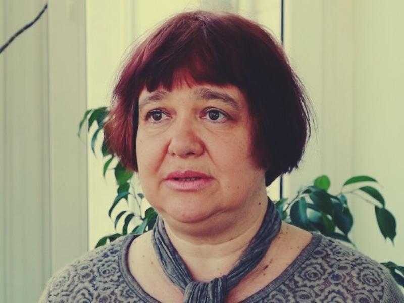В Таганроге Светлана Надлер стала героиней документального фильма