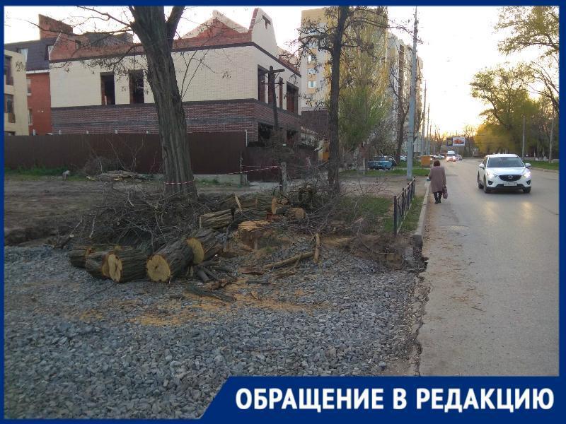 В Таганроге строители «класть хотели» на безопасность горожан