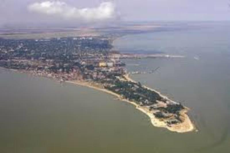 В Таганрогском заливе ожидается понижение уровня воды
