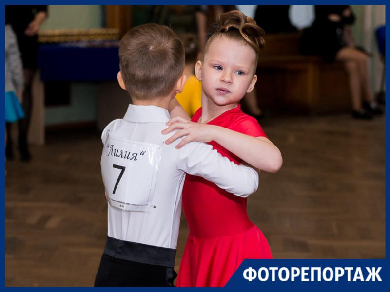 Вскружили голову судьям участники Открытого Первенства Таганрога по спортивным танцам