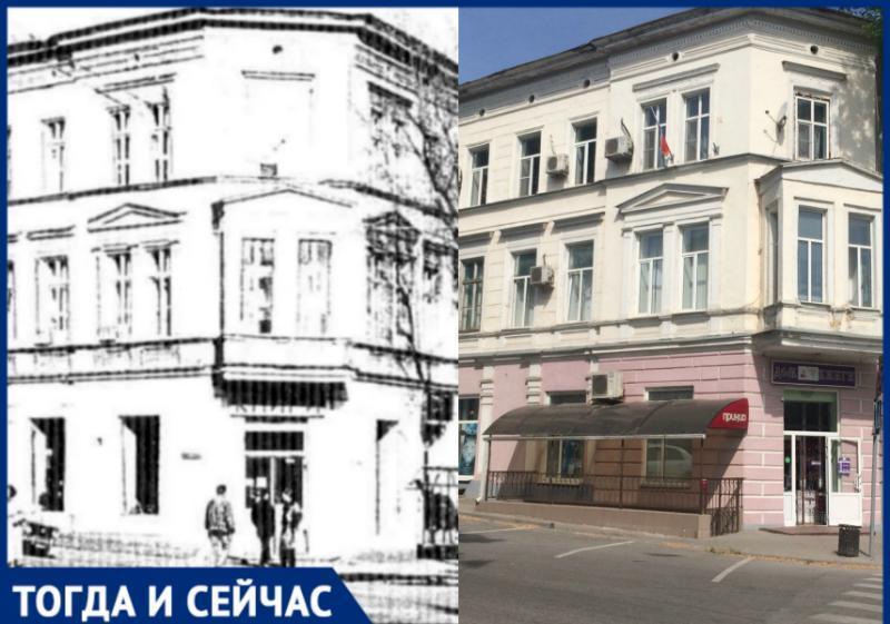 В Таганроге история повторяется - в доме Майкапара снова книжный магазин