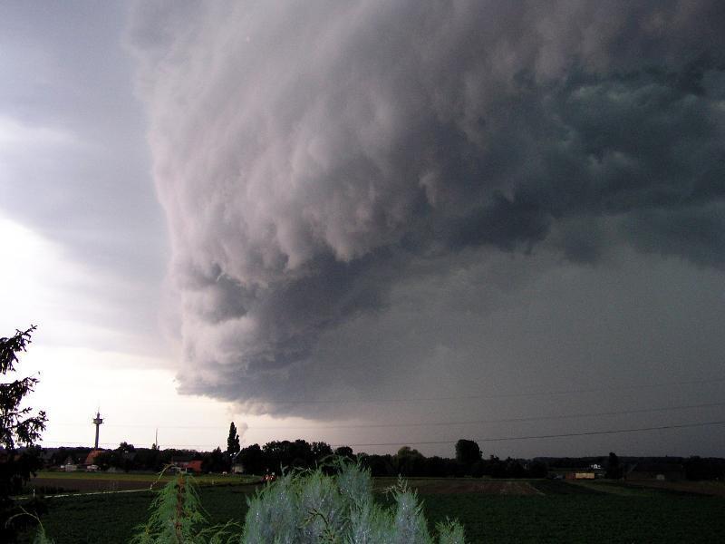 В  Таганроге ожидается ураган