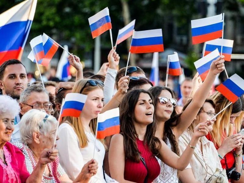 В День России таганрожцев порадуют праздничными концертами и развлекательными программами