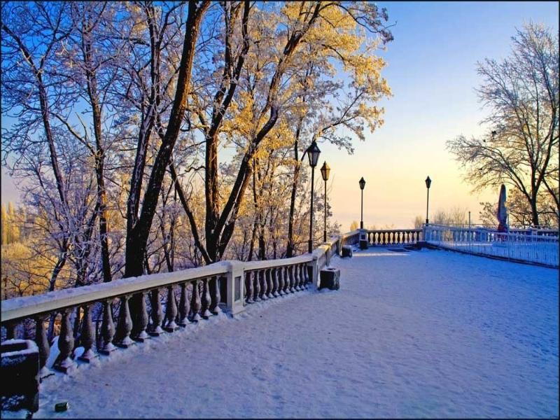 Синоптики спрогнозировали какая зима будет в Таганроге