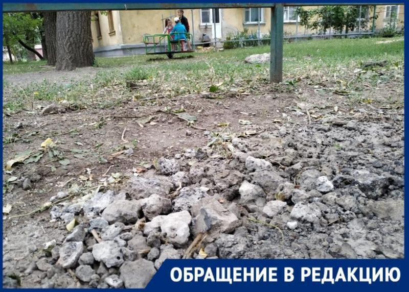 Детскому саду Таганрога с барского плеча перепали вредные отходы «Тагмета»
