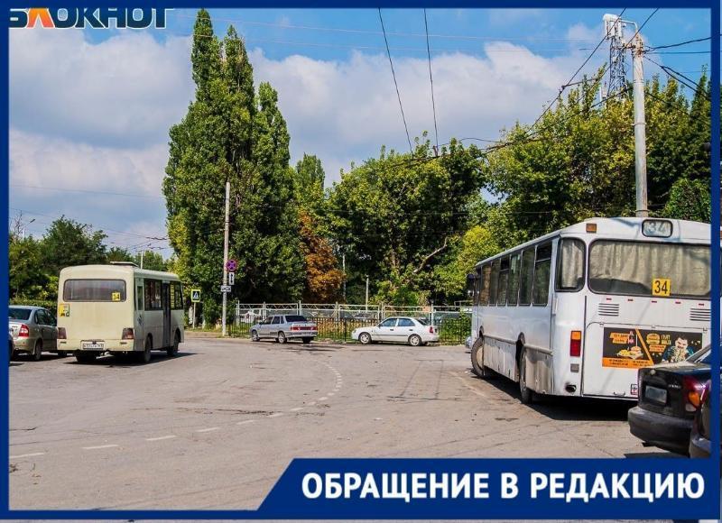 Водители машрутки № 34 Таганрога не хотят работать после 19 часов