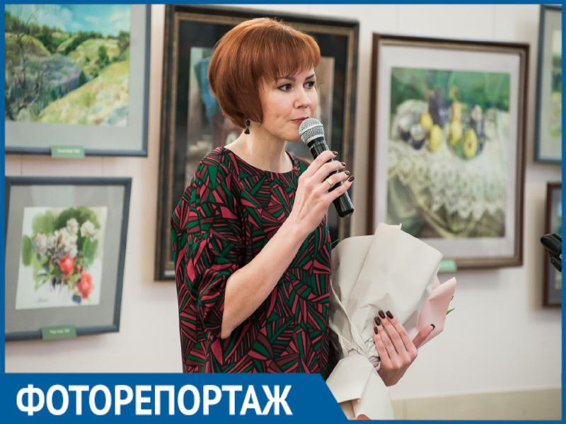Мгновение прекрасного подарила таганрожцам Людмила Озерина