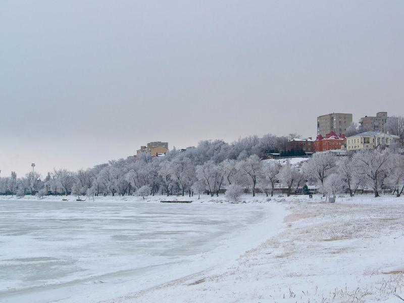 На выходных в Таганроге дожди сменит небольшой снег