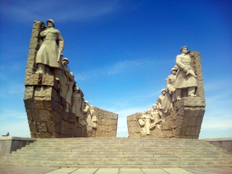 С 2,3 млн стартует аукцион на обслуживание памятника «Самбекские высоты» под Таганрогом