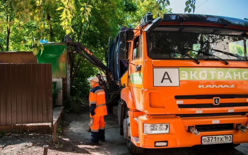 В Таганроге «Экотранс» снизил  тариф за вывоз мусора- платить будем меньше