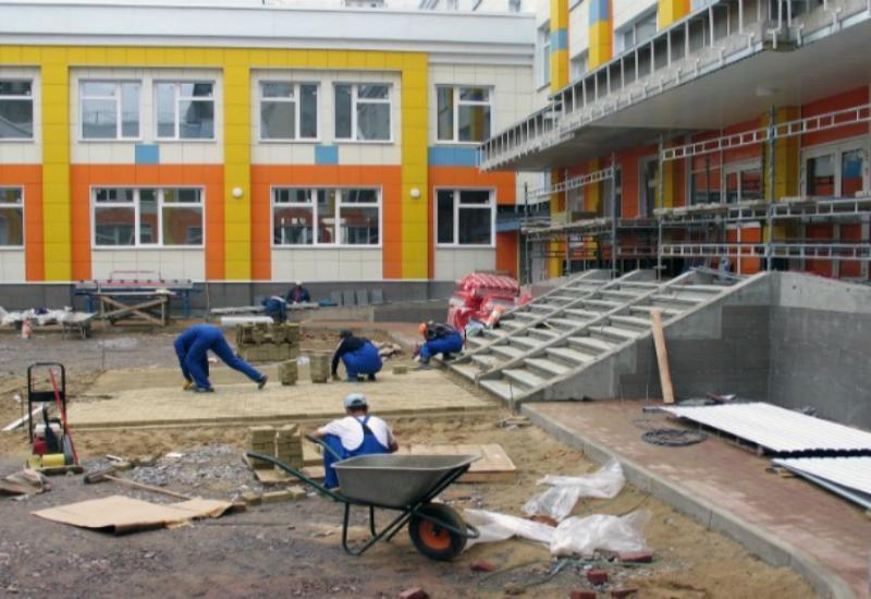 «Таганрог выбрался из демографической ямы» - для юных таганрожцев строят новые школы