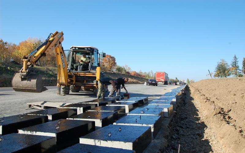 Под Таганрогом в апреле 2020 года достроят дорогу возле «Самбекских высот»