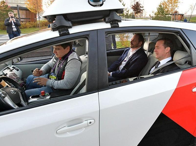Таганрогские конструкторы создали такси-беспилотники для Москвы