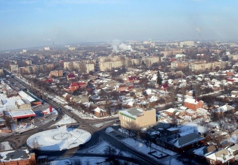 Таганрог попал в список сокращающихся городов России