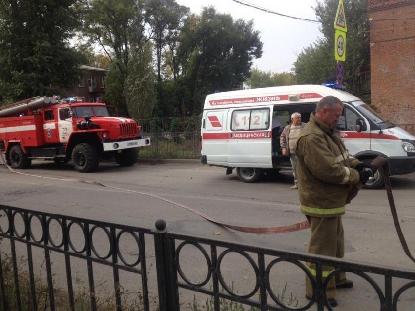 Сегодня утром, 8 октября, на улице имени ломоносова произошло жестокое дтп
