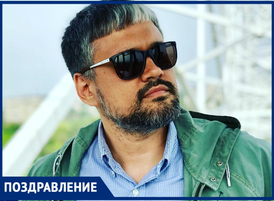 Сегодня День рождения у таганрожца Владимира Кабицкого