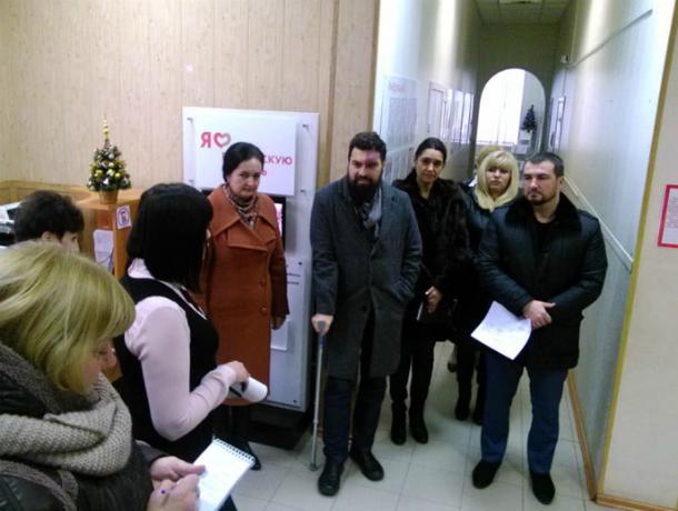 Северному поселку в Таганроге нужен МФЦ