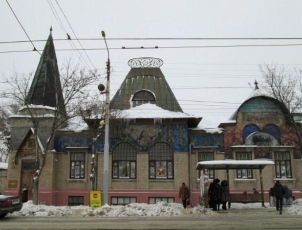 В Таганрогском музее градостроительства и быта выберут самое креативное новогоднее изделие