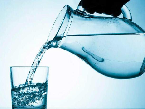 Таганрогу дадут деньги для  очистки питьевой воды