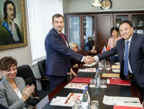 В Таганроге китайцам показали музеи, но не предложили деловые проекты