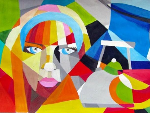 Юная таганрогская художница  победила на конкурсе«Авангардист Поколения М»