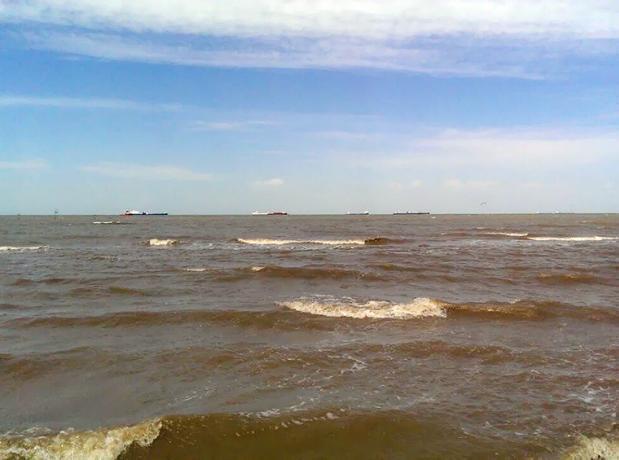 Землетрясение в Азовском море дошло до Таганрога