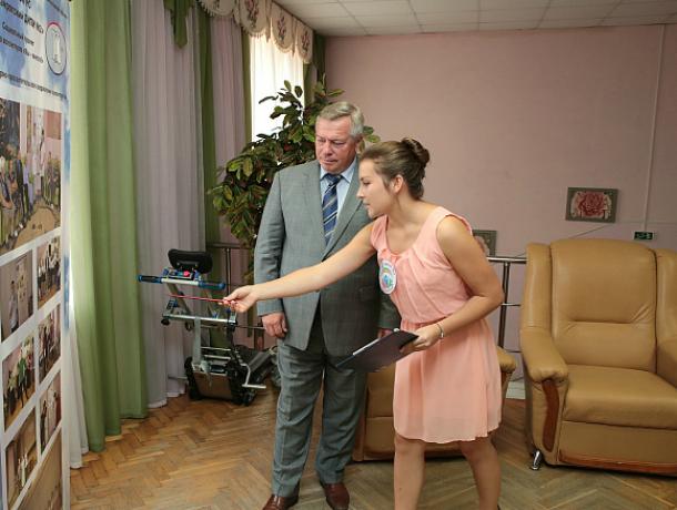 Центр «Серебряный волонтер» будет работать  в Таганроге на базе дома-интерната для престарелых
