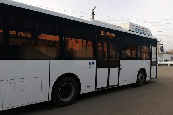 В Таганроге в будущем году на маршруты выйдут современные автобусы «Автолайн К»