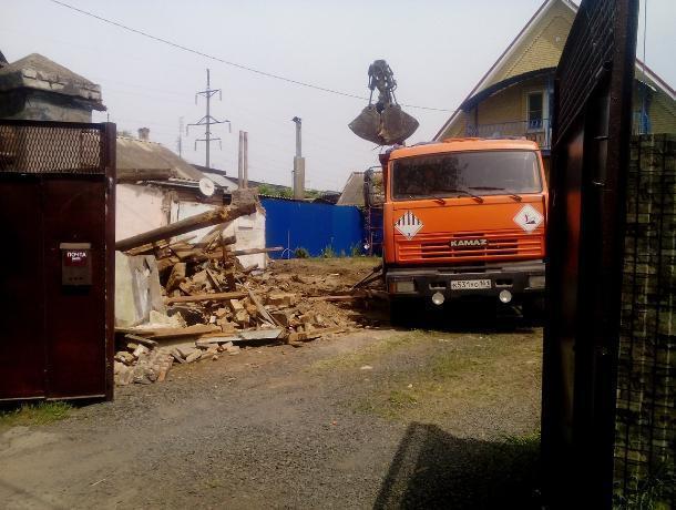 Дом таганрогских героев Турубаровых сломали и забыли про память