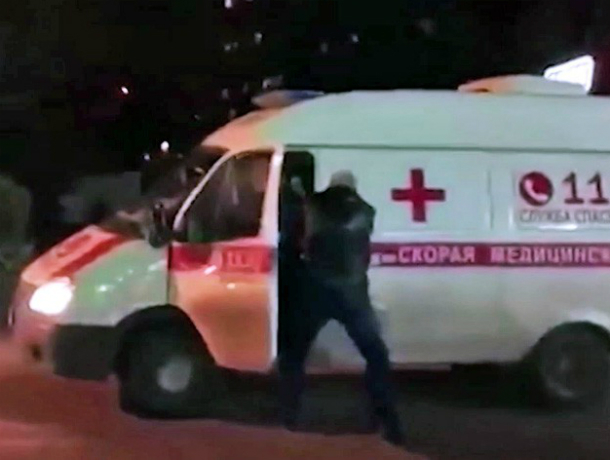 Водителя «скорой помощи» избили в Таганроге
