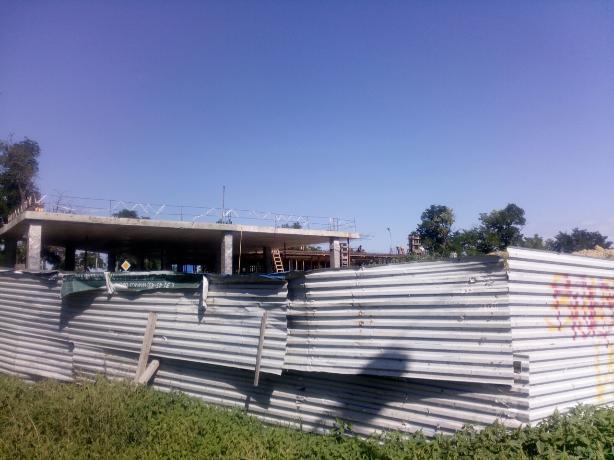 Таганрожца взволновал неопознанный строительный объект в зоне охраны культурного наследия