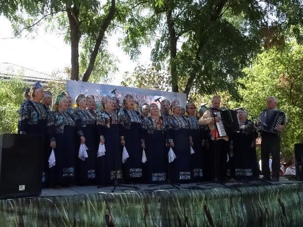 Хор ветеранов Таганрога получил Гран-при на престижном конкурсе