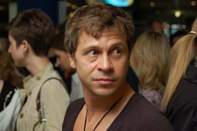 Таганрожец Павел Деревянко сыграет в комедии с черным юмором «Праздник»