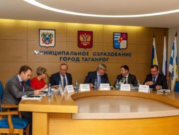 Строительство музея «Самбекские высоты» обсудили в Таганроге