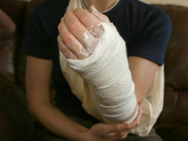 Коммунальщики Таганрога  «ударным трудом»   плодят травмированных людей