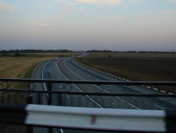 Трасса Ростов-Таганрог-граница теперь имеет новый учетный номер