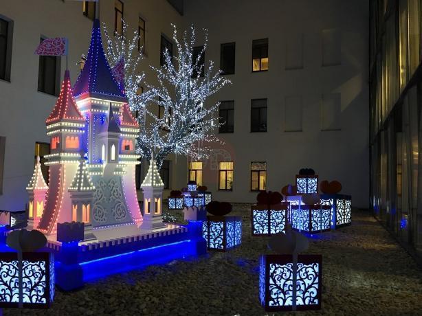 В Таганроге школам и садикам предложили украсить город к Новому году