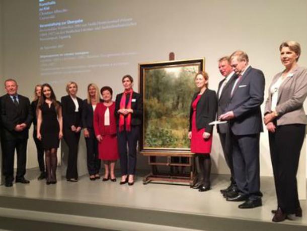 В Таганрог вернется драгоценная картина, потерянная во время Великой Отечественной войны