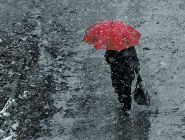 Погода на предстоящей неделе незначительно, но похолодает