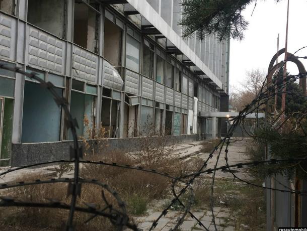 Таганрогский автозавод гниет и гибнет