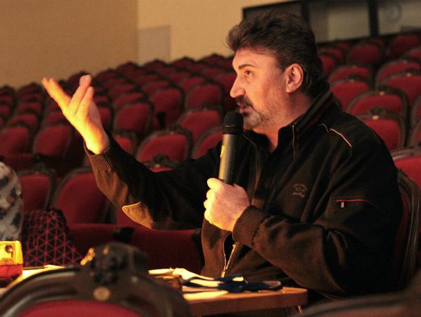 Спектакль «Метод» займет достойное место в репертуаре театра Чехова в Таганроге