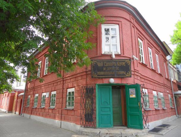 Дом, в котором жил маленький Антон Чехов, отреставрируют в Таганроге
