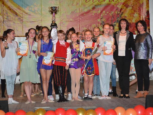 Таганрог принял 1300 участников международного фестиваля сценического искусства