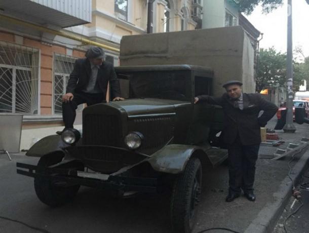 Из-за съемок сериала «Зелёный фургон» будет перекрыто движение в центре Таганрога
