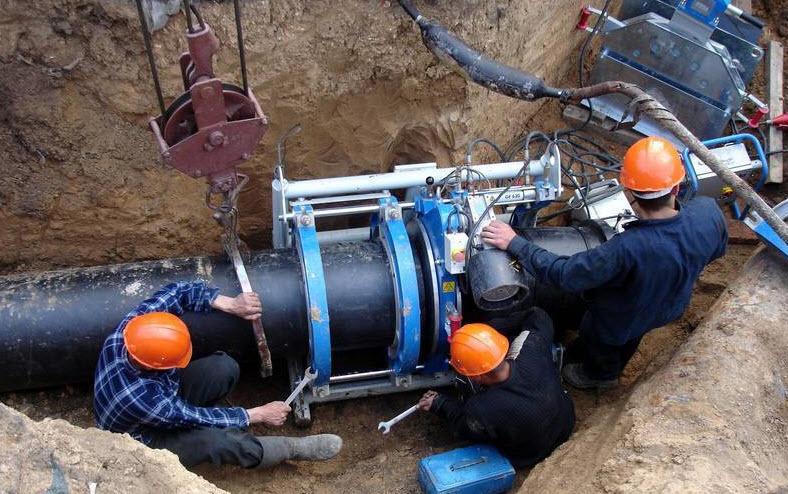 Администрация города в третий раз меняет сроки проведения ремонта водопровода