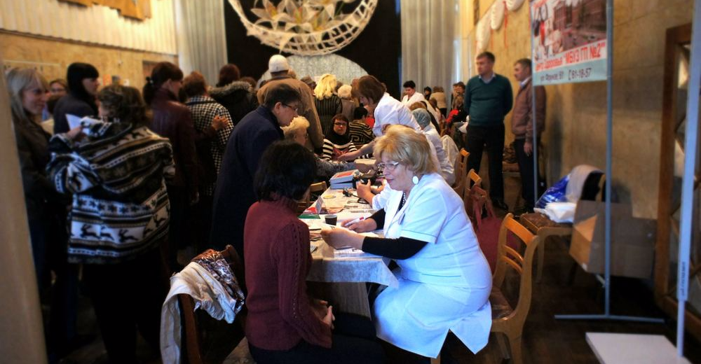 Жители Таганрога прошли тестирование на диабет