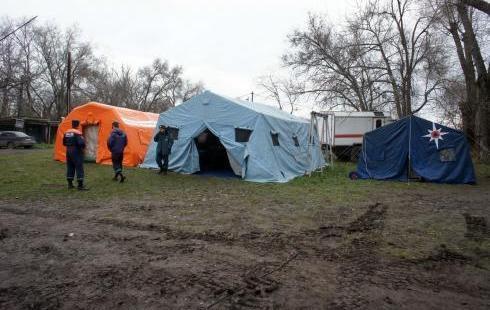 Мэрия Таганрога овзорвавшемся доме: жизнеспособность здания ненарушена